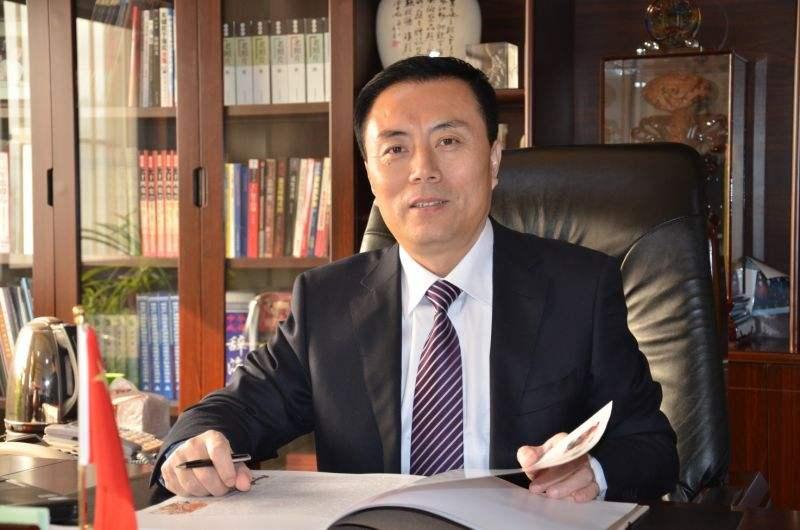 司相芳-恒信集团有限公司董事长