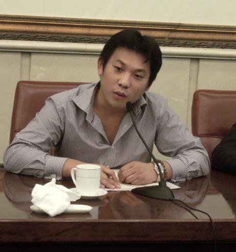 司加豪--嘉豪国际传媒集团总经理